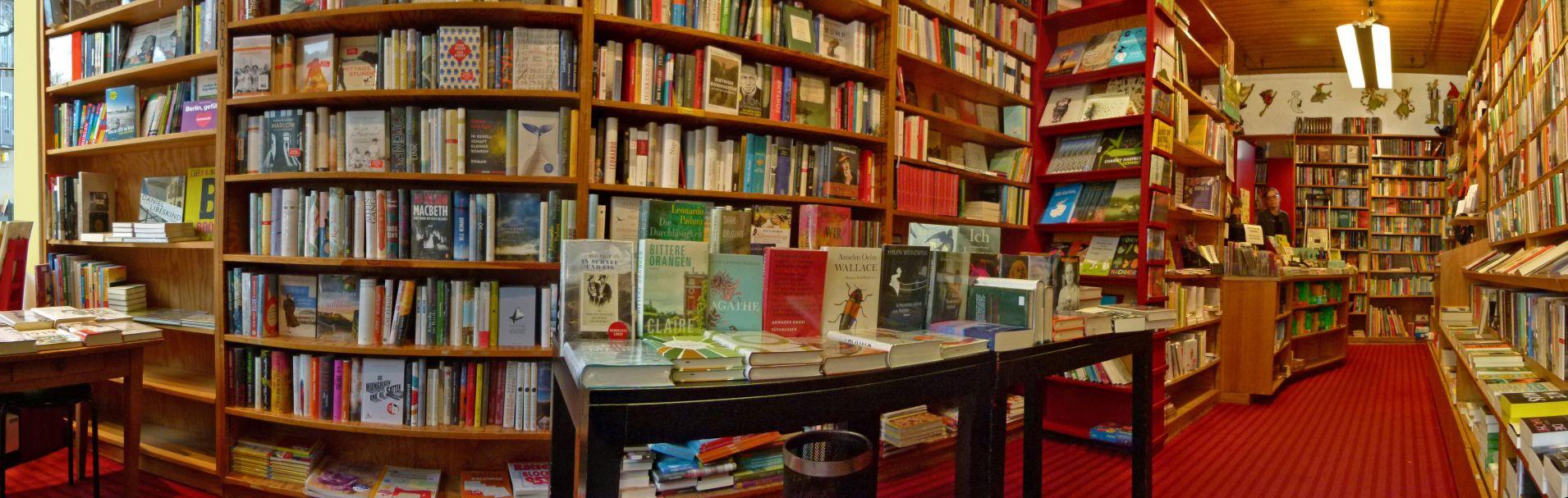 Buchhandlung Holzapfel